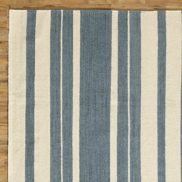 Lila Sky Hand-Woven Area Rug by Birch Lane™