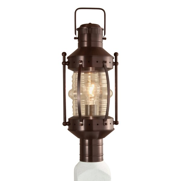 Juliette Outdoor 1-Light Lantern Head by Breakwater Bay