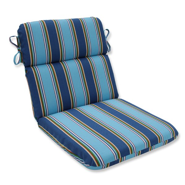 Bonfire Regata Indoor/Outdoor Corner Chair Cushion by Pillow Perfect