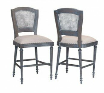 Crosby Bar Stool (Set of 2) by One Allium Way