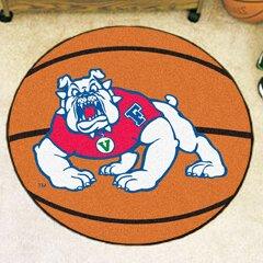 NCAA Fresno State Basketball Mat by FANMATS