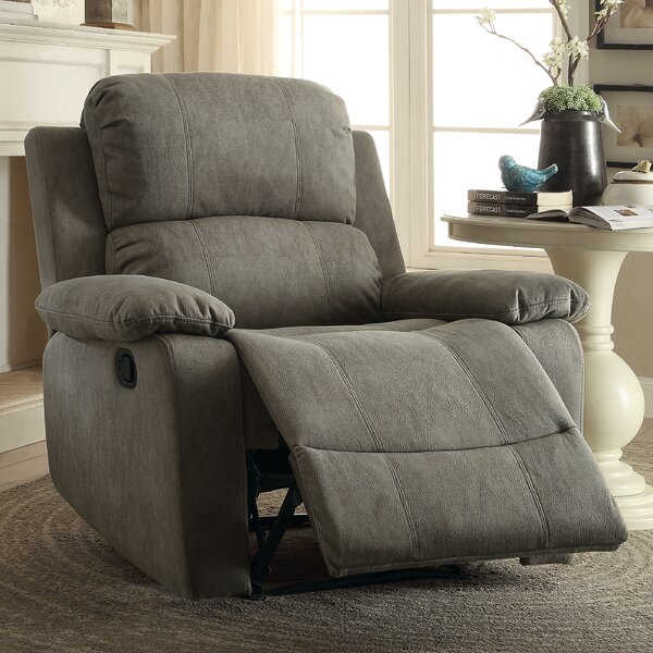 Amell Manual Recliner Red Barrel Studio RDBA3962