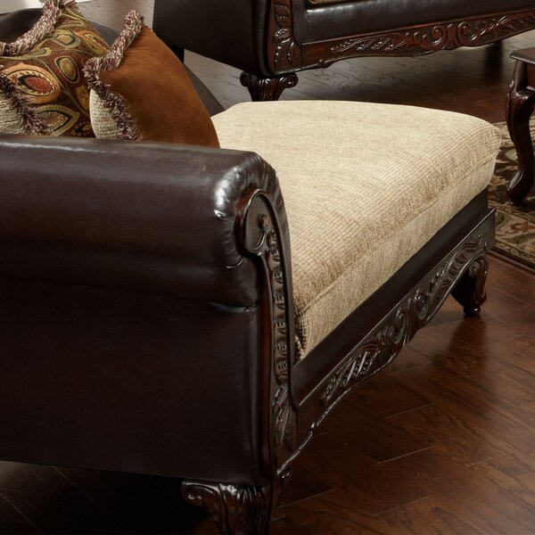 Trixie Chaise Lounge by Chelsea Home