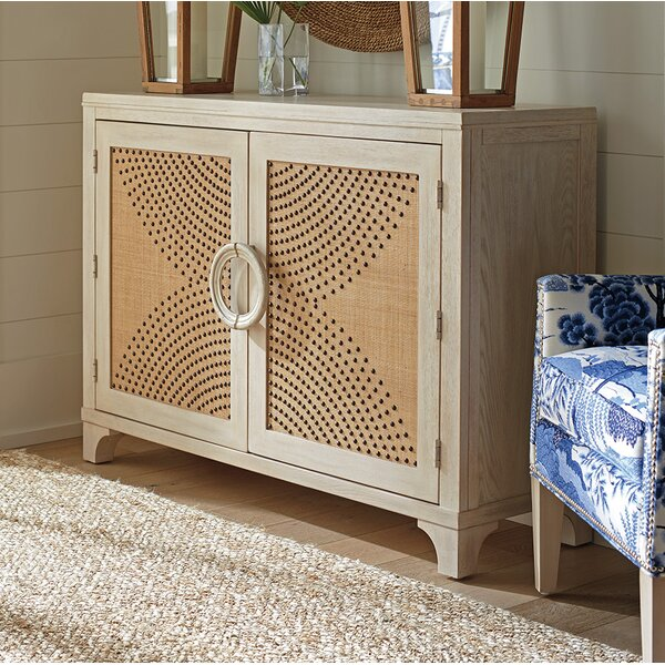 Newport 2 Door Accent Cabinet by Barclay Butera