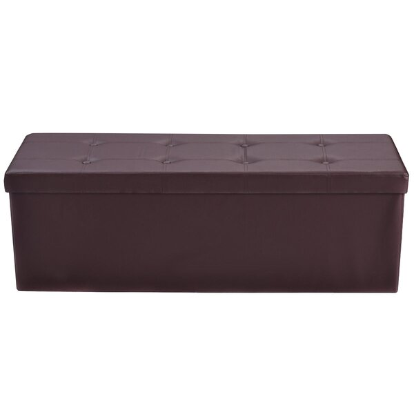 Ebern Designs Storage Ottomans