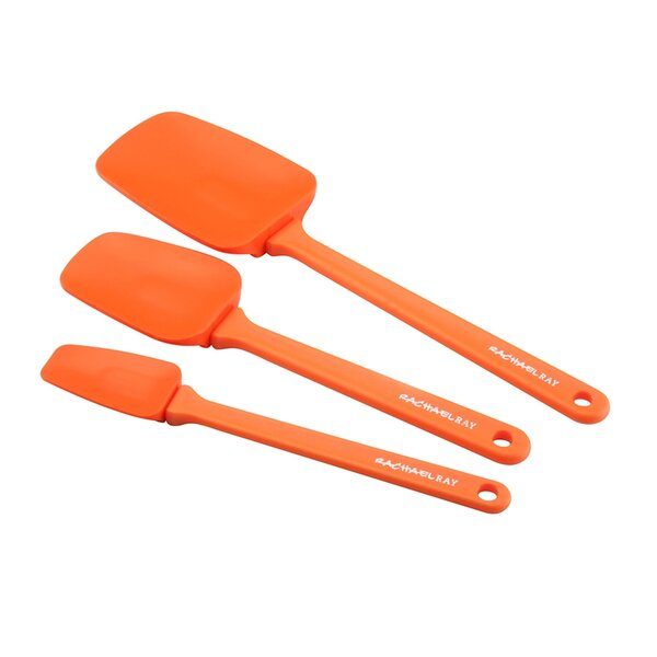 Tools & Gadgets 3 Piece Spoonula Set by Rachael Ray