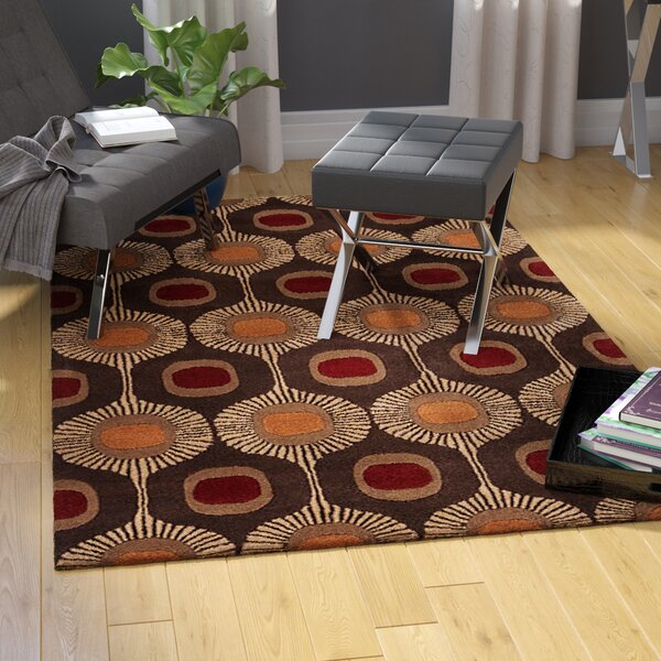 Dewald Multi-Colored Area Rug by Ebern Designs