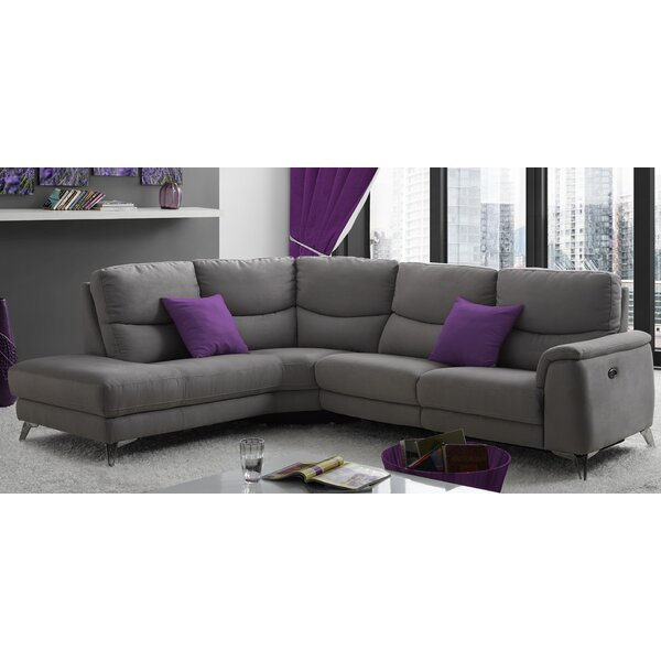 Marble Hill Reclining Sectional by Latitude Run