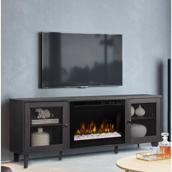 Williston Forge TV Stand Fireplaces
