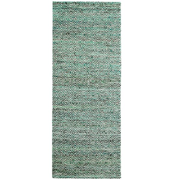 Agrippa Jungle Green Area Rug by Imagine Rugs