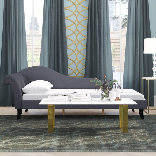 Fresh Collection Laylah Chaise Sofa Bed by Willa Arlo Interiors by Willa Arlo Interiors