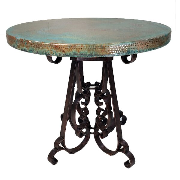 Beloit Metal Bar Table by Fleur De Lis Living