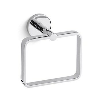 One Towel Ring by Kallista
