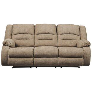 Katniss Reclining Sofa with ADJ Headrest