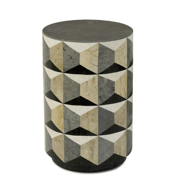 Milano End Table By Oggetti