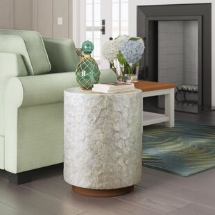 Read Reviews Dalvey End Table By Beachcrest Home