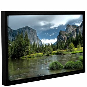 'Yosemite'  Framed Photographic Print On Canvas by Loon Peak