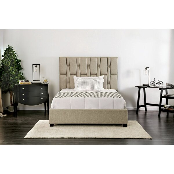 Zelma Upholstered Platform Bed by Orren Ellis