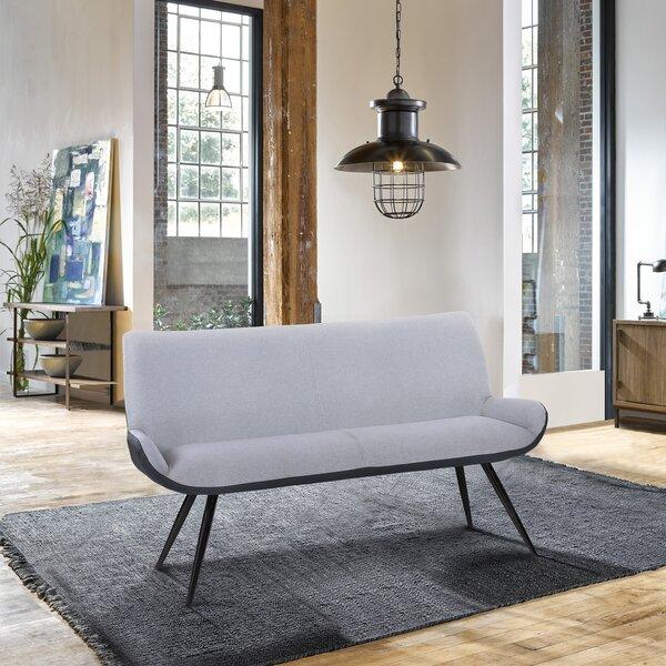 Gorecki Upholstered Bench by Orren Ellis