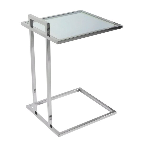 Cronis End Table by RMG Fine Imports
