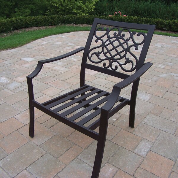 Patio Chair (Set of 4) by Oakland Living Oakland Living