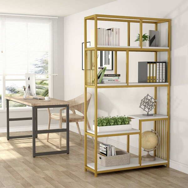 Hanrahan Etagere Bookcase By Mercer41