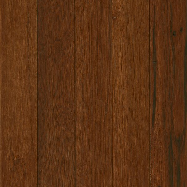 Prime Harvest 5 Solid Hickory Hardwood Flooring in Autumn Apple by Armstrong Flooring