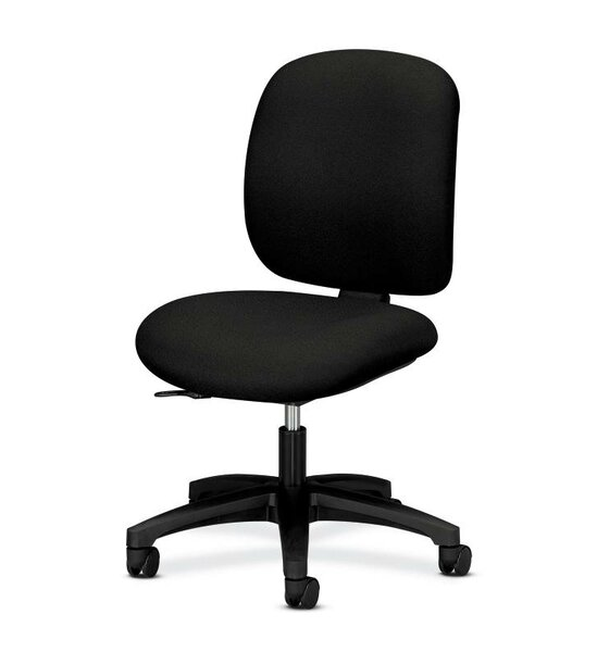 ComforTask Mid-Back Desk Chair by HON