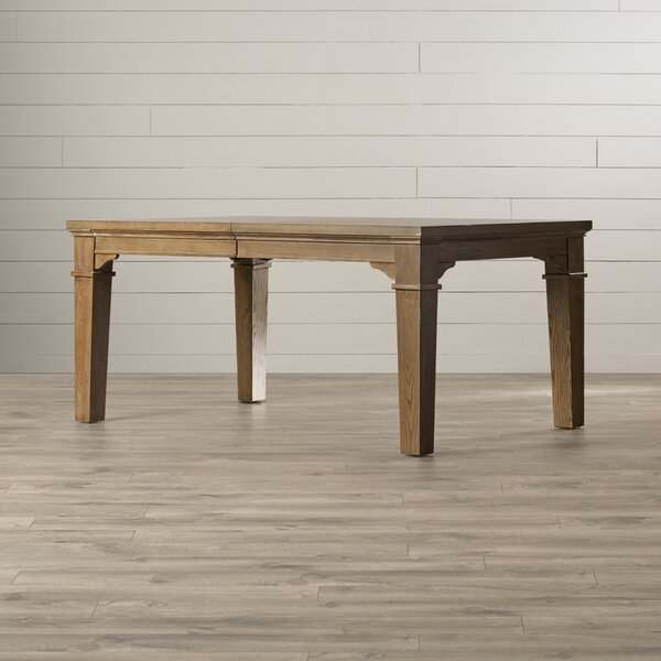 Wilmington Extendable Dining Table by Darby Home Co