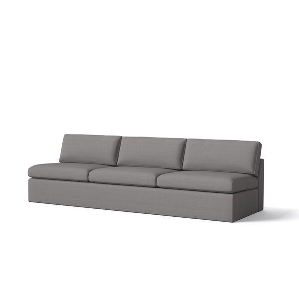 Marfa Armless Sofa by TrueModern