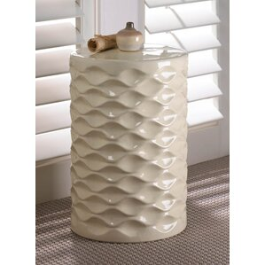 Damen Faceted Ceramic Stool  sc 1 st  Wayfair & Ceramic Accent u0026 Garden Stools Youu0027ll Love | Wayfair islam-shia.org
