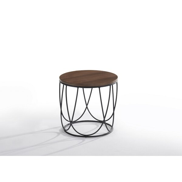 Bakke End Table By Ivy Bronx