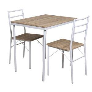 Essgruppe Conumidaria mit 2 Stühlen