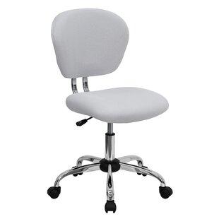 Cream Office Chair | Wayfair