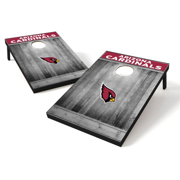 NFL Cornhole (Set of 2) by Wild Sports