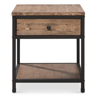 Find for Clara Marie End Table ByAugust Grove