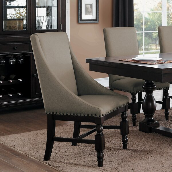 Kamen Upholstered Dining Chair (Set of 2) by Darby Home Co Darby Home Co