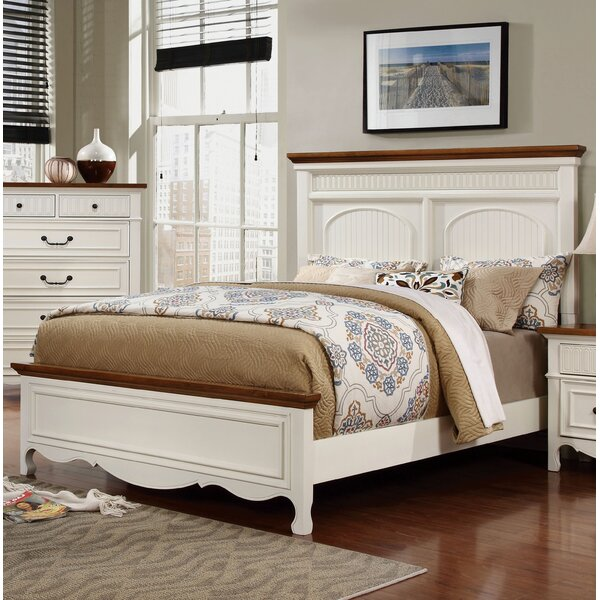 Vonda Standard Bed by August Grove