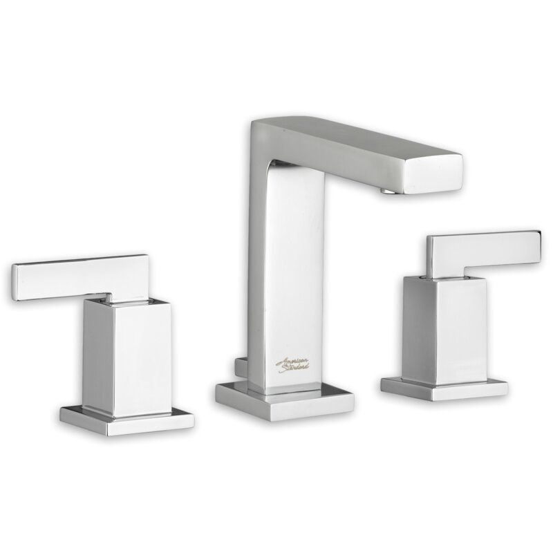American Standard Times Square Standard Bathroom Faucet with Drain ...