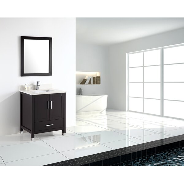 Cybulski 30 Single Bathroom Vanity Set by Ebern Designs