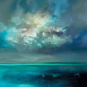 'Isle of Skye' by Scott Naismith Print on Canvas