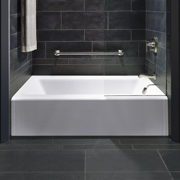 Bellwether 60 x 32 Soaking Bathtub by Kohler
