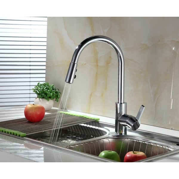 Single Handle Kitchen Faucet by RunFine Group