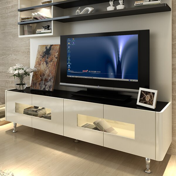 Dian Modern Entertainment Center by Orren Ellis