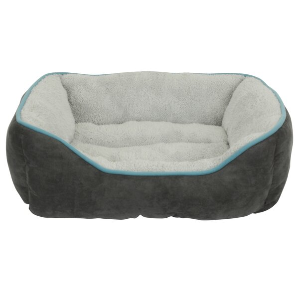 Capricorn Faux Suede Bolster by Tucker Murphy Pet