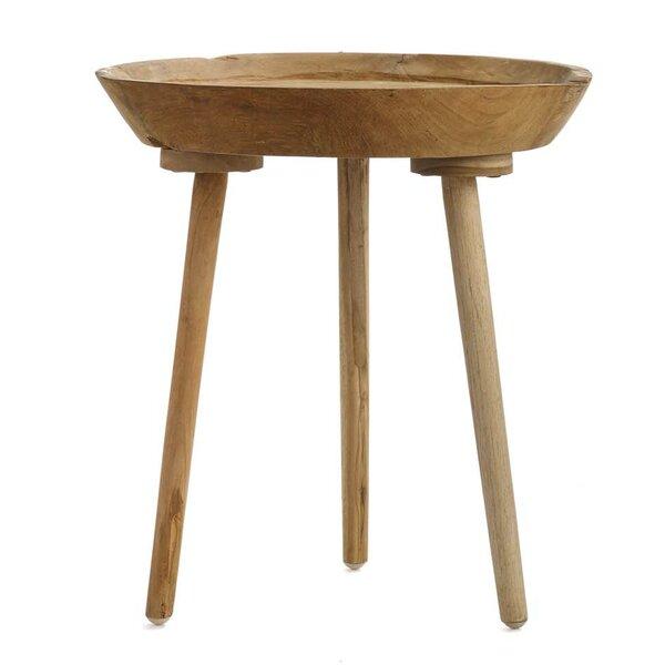 Takara Short Round End Table by Design Ideas