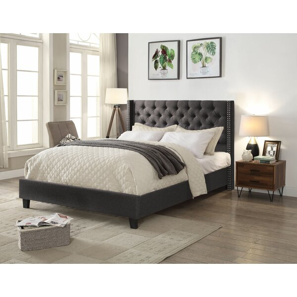Layne Queen Panel Configurable Bedroom Set by Wrought Studio