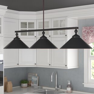 Debra 3 Light Kitchen Island Pendant