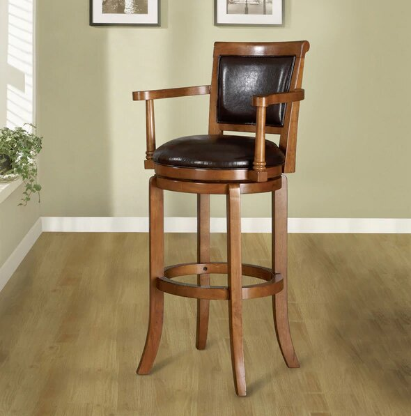 Manchester 30 Swivel Bar Stool by Mintra