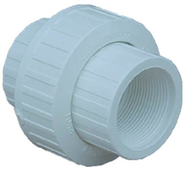 ISP PVC FIP Union by GenovaProducts